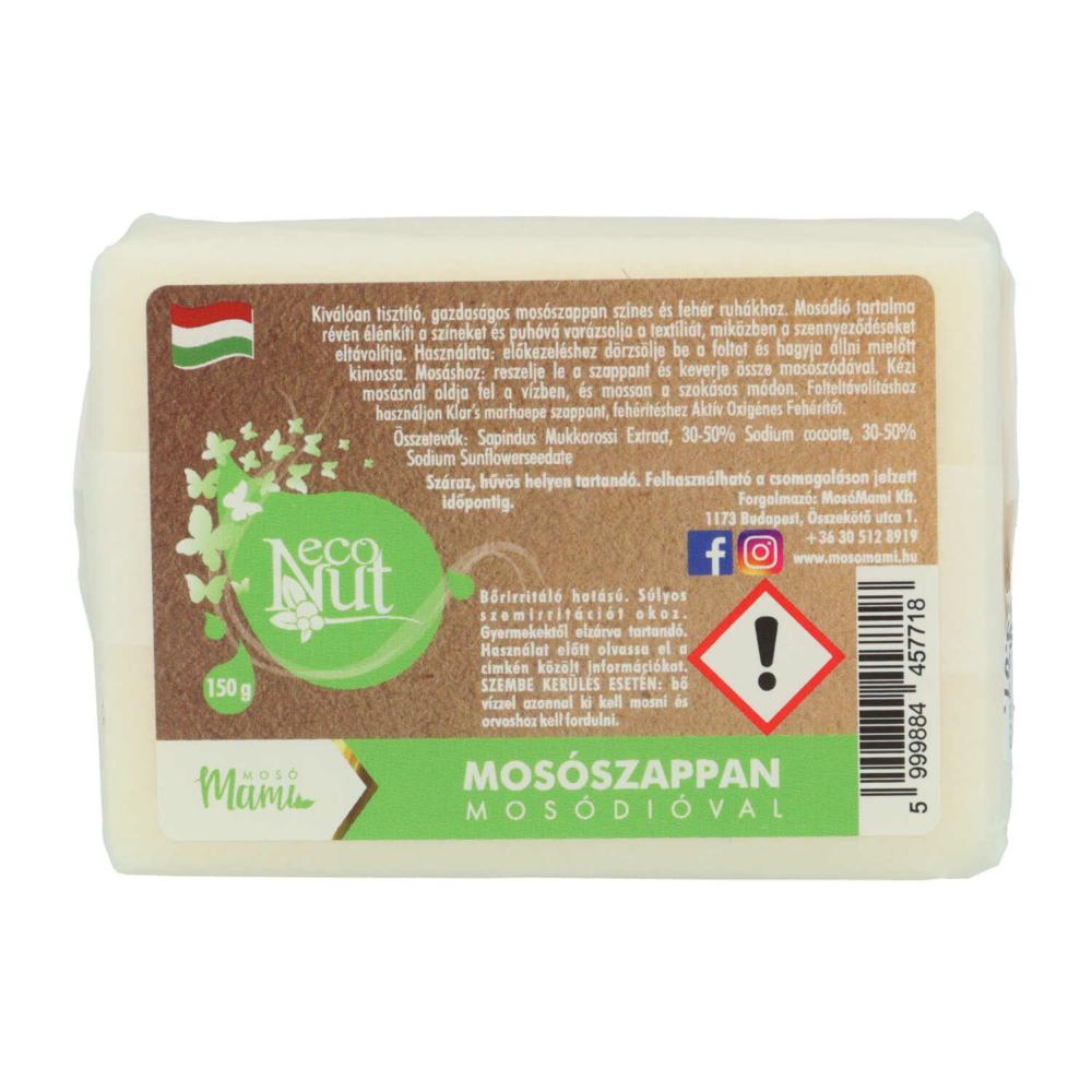 EcoNut mosódiós mosószappan 150 g