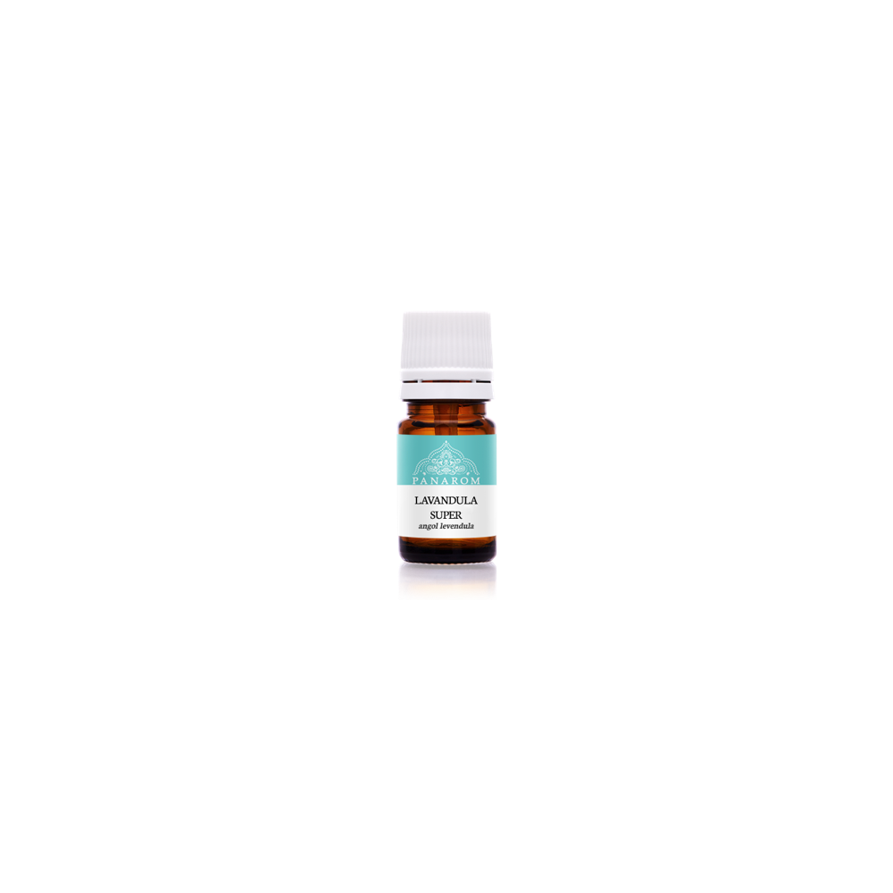 Panarom Levendula super illóolaj (Lavandula super) 5 ml